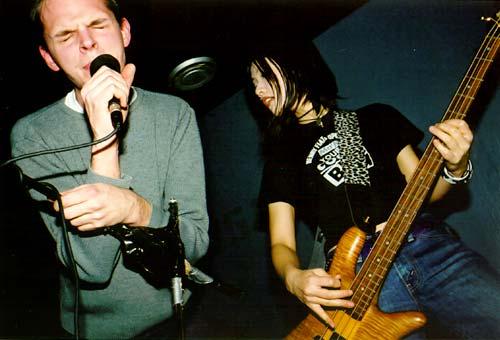 A-Laget, Tokyo Knives & Hellkave at Obscene.